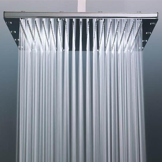 Image detail for -Some Rain shower heads come with built in LED lights that are lit by ...