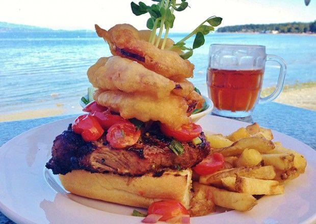 FBC Restaurant Roundup Vancouver Island The Shady Waterfront Restaurant & Pub
