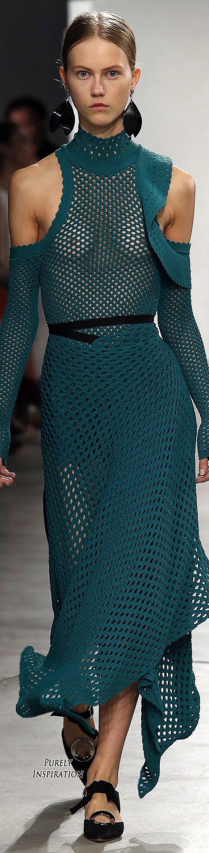 Proenza Schouler SS2016 Women's Fashion RTW   Purely Inspiration