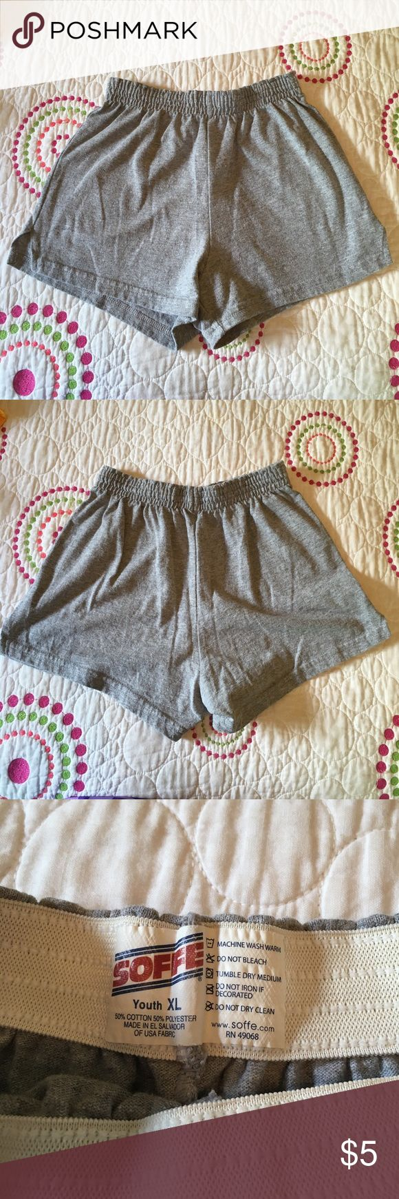 Soffee shorts - Gray // smoke free and pet free home // - perfect lounging shorts for summer! Soffee Bottoms Shorts