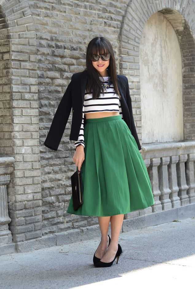 Stylish Combinations - Spring 2014 Fashion Trends - Fashion Diva Design