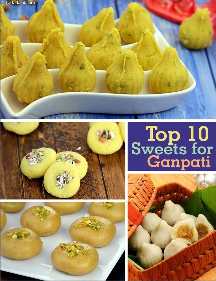 Ganpati's Favourite Sweets | TarlaDalal.com | #7