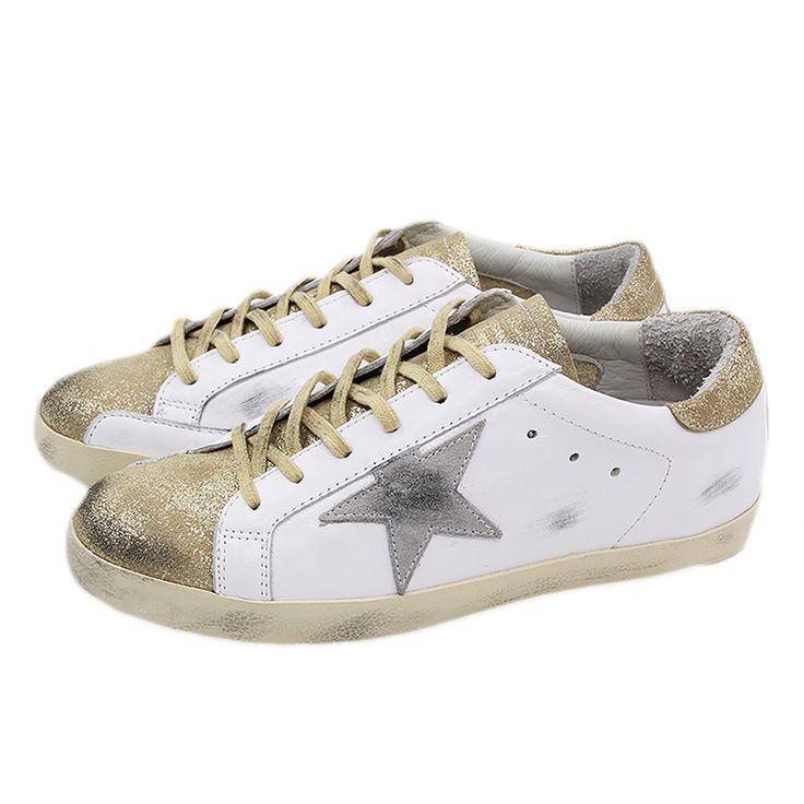https://www.goldengoosesneakers.fr/  433 : GGDB Superstar Femme Sneakers Argent Dore BlanchUwathePL