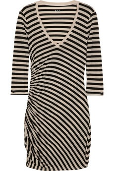 Striped jersey dress: Fashion Outlets, Clothing Options, Stripes Jersey, Design Dresses, Dots Stripes, Clothing Accessories, Fashion Fashion, Jersey Knits, Jersey Dresses