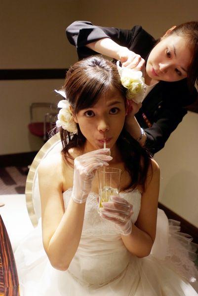 ウェディングドレス Ms.Saki.T.07.11.25 シェラトン都ホテル