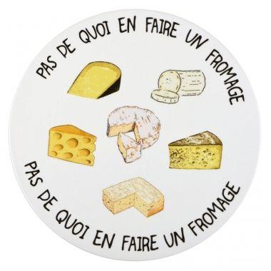 Plateau Y'a pas de quoi en faire un fromage
