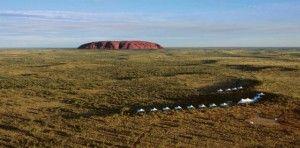 Australia lodges - Uluru