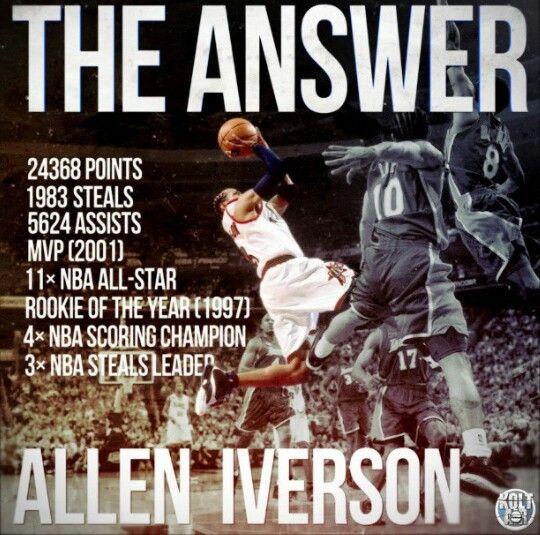 Allen Iverson aka Bubba Chuck
