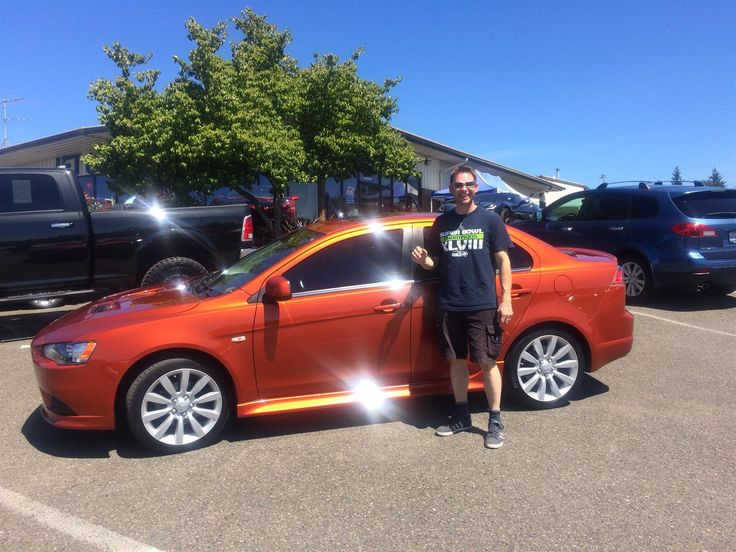 Congratulations and Best Wishes MICHAEL on the purchase of your 2011 MITSUBISHI LANCER!  We sincerely appreciate your business, Jet Chevrolet Inc and Elijah Liske.