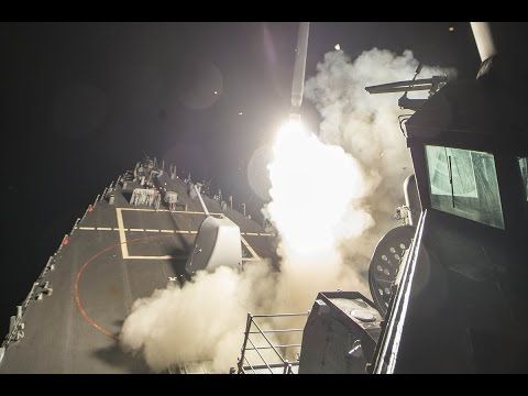 US Navy Destroyer Attacks Syria - WW3 Is At Hand!! (Extreme Video)