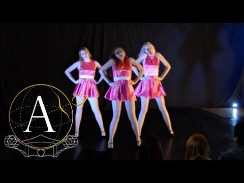 AOA 크림(CREAM) _ 질투 나요 BABY(I'm Jelly BABY) [Atlas Cream Live Dance Cover] CWBKPOP 2016
