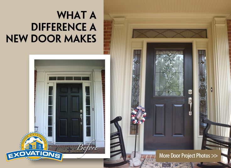 117 best images about for the home on pinterest shelves for Entry door replacement