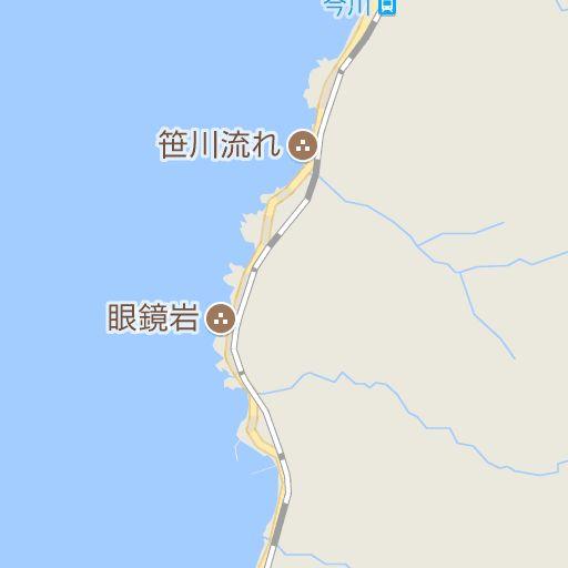 村上市にある11kmも続く海岸。笹川集落の名にちなんで付けられた笹川流れは、澄み切った碧い海と白砂のコントラストが美しい場所。また、日本海の荒波の浸食によりできた奇岩、怪石などの岩礁や洞窟など、変化に飛んだ風景が広がっています。