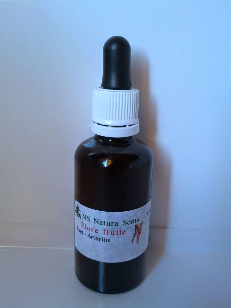 Natura soma: Oil Flore for Rheumatoid Pain