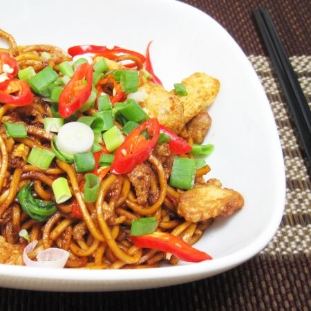 113 best taste of malaysia images on pinterest malaysian food fried malaysian noodles mee goreng mamak forumfinder Choice Image