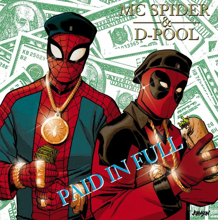 Marvel pays tribute to classic hip-hop in amazing new variant covers   The Verge