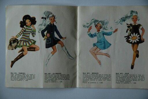 Catalogo Vittoria e Valentina furga pagina 1
