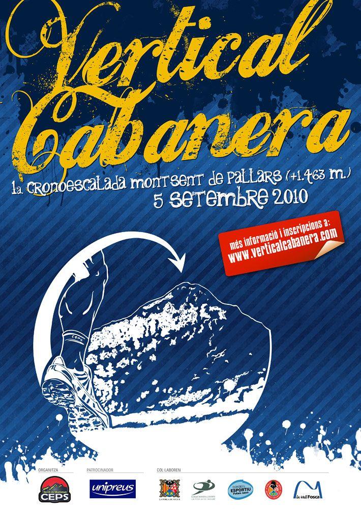 Cartel Vertical Cabanera