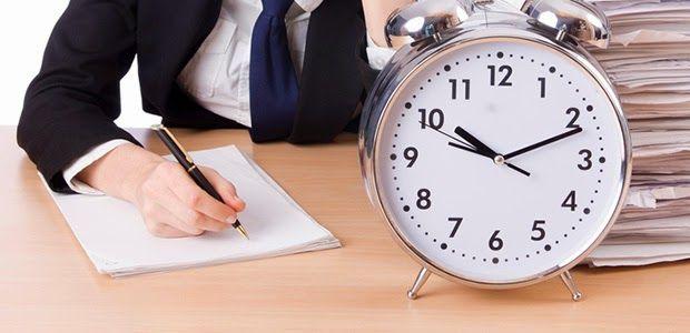 Jurnal Inspirasi: Merasa Waktu Begitu Sempit (Mencari Solusi Setelah...