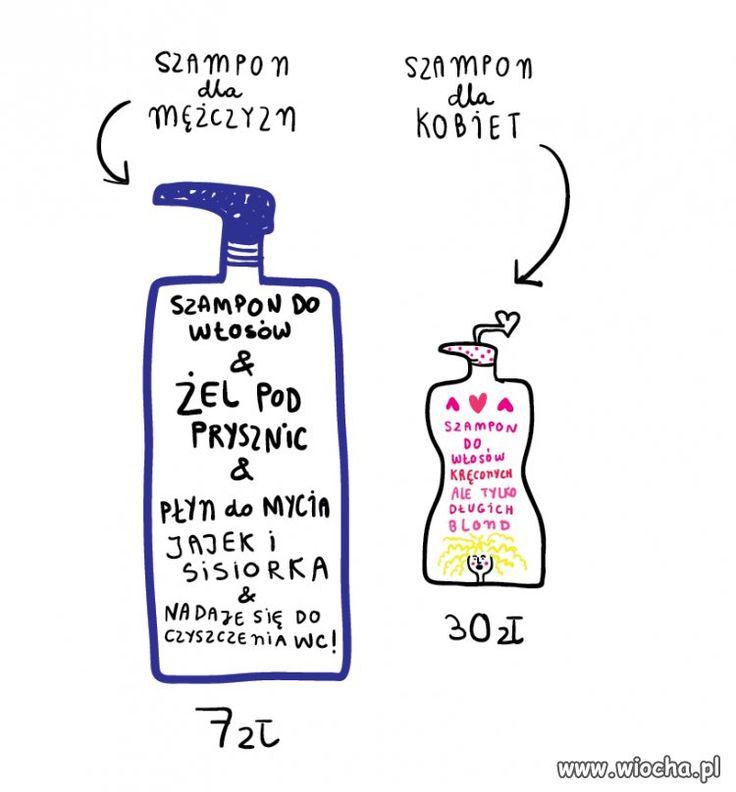 Szampon & szampon