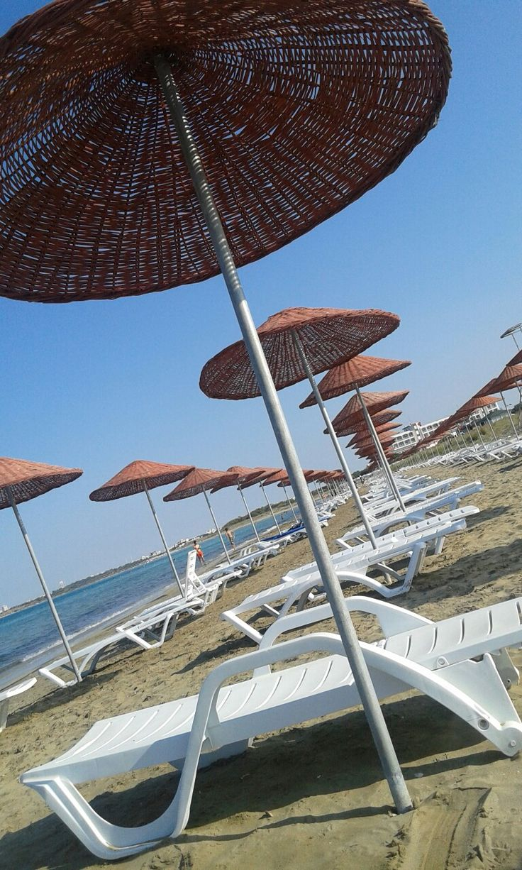 Silver beach (Halk Plajı) Famagusta ♥ Photo credits Sharon Chihaka Chanyau