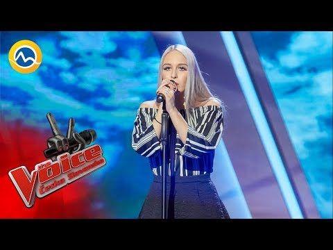 Jana Nováková - Skyfall (Adele) - The VOICE Česko Slovensko