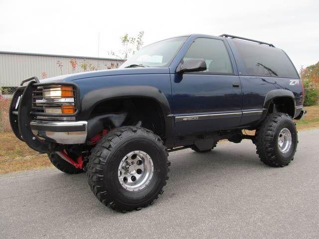 1996 Chevrolet Tahoe Lt Photo 1 Richmond Va 23237 Chevrolet Tahoe Tahoe Lt Cars For Sale