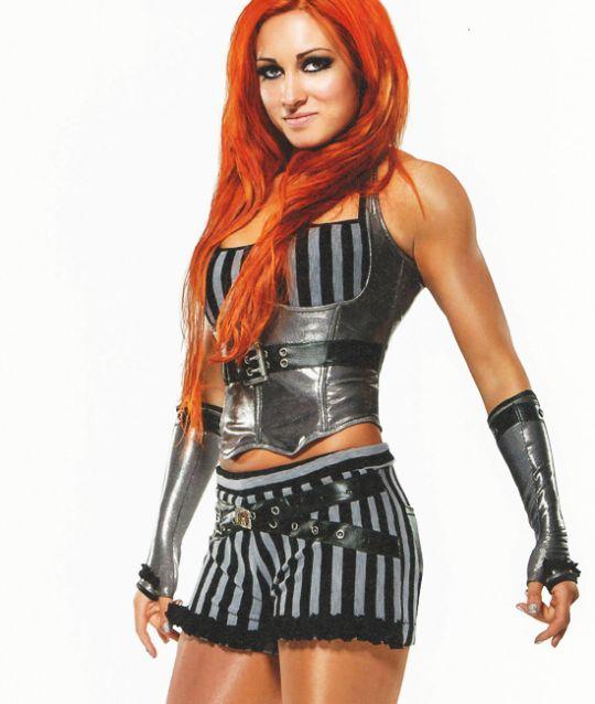 #WWE Becky Lynch