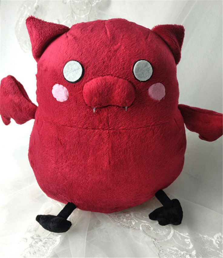 ==> [Free Shipping] Buy Best Anime BLAZBLUE ALTER MEMORY Rachel Alucard Cosplay Red Bat Plush Doll Toy Kids Gift Online with LOWEST Price | 32820147446