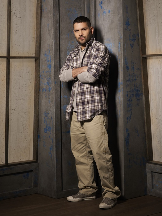"SCANDAL - ABC's ""Scandal"" stars Guillermo Diaz as Huck. (ABC/CRAIG SJODIN)"