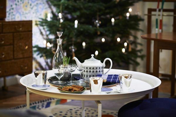 Inspiration from Svenskt Tenn christmas 2014