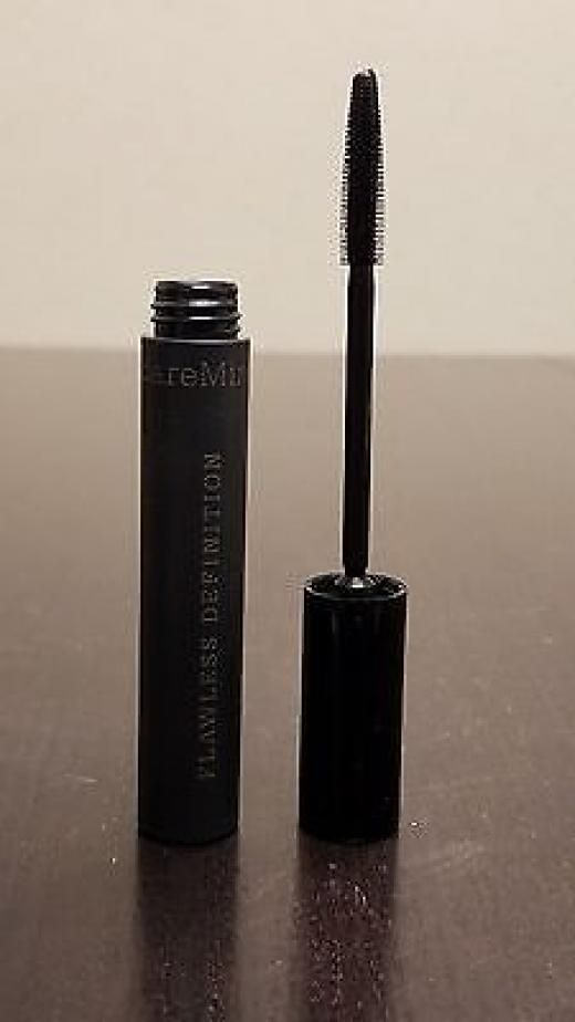 Bare Escentuals Bareminerals Flawless Definition Mascara 0.3oz Full Size 47062 Black Paraben-free Smudgeproof