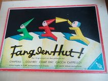 board game Fang den Hut - or Trap the Cap
