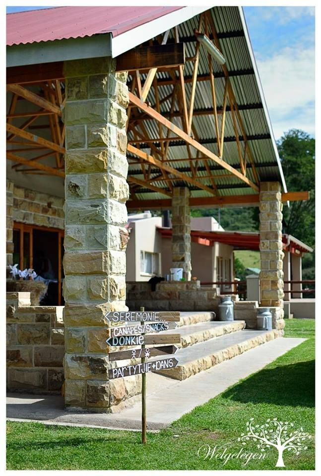 Welgelegen Wedding Venue - sandstone