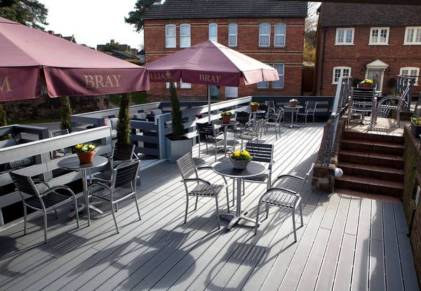 Hardwearing and low-maintenance UPM ProFi products are ideal for a wide range of outdoor applications.