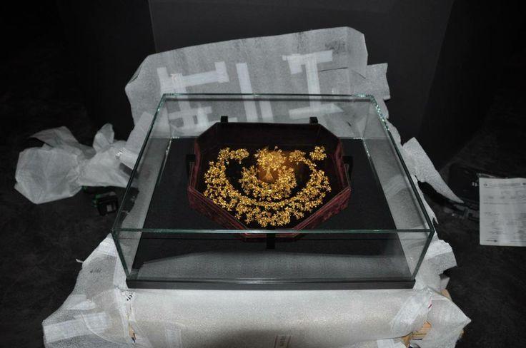 Brautkranz der Kaiserin Elisabeth  Empress Elisabeth of Austria ...
