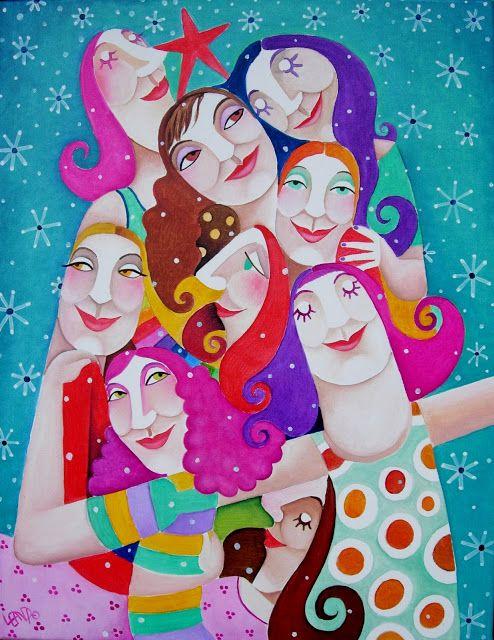Leandro Lamas Paintings