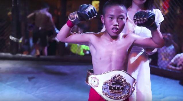La Policía china según los informes, la investigación de la Sombra Huérfano de MMA Club