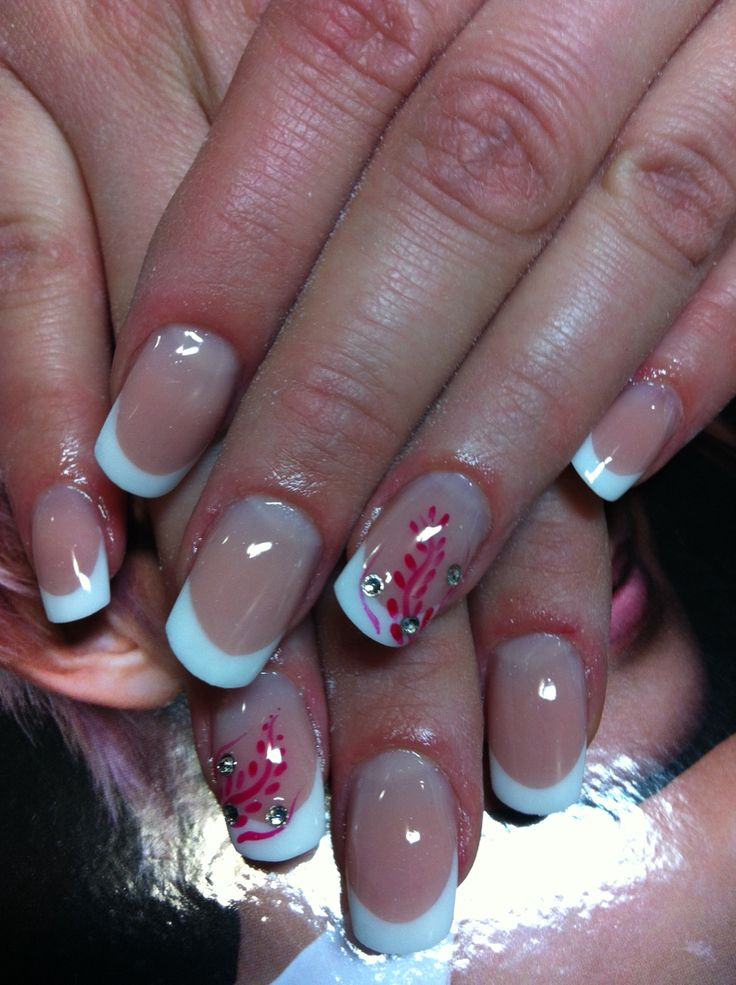 Porcelán nails