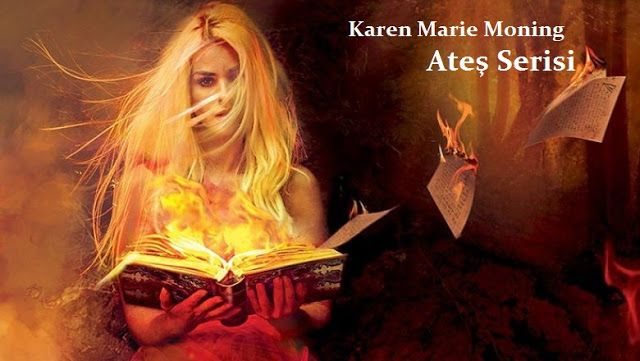 Ateş Serisi Full - Karen Marie Moning- PDF indir - E KİTAP İNDİR