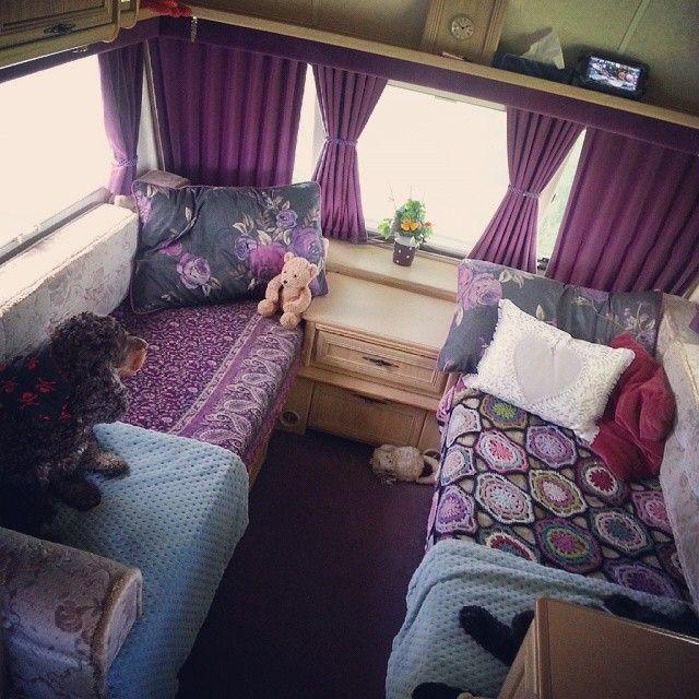 Les 25 meilleures id es de la cat gorie camping car eriba sur pinterest caravane shabby chic - Idee van eerlijke lay outs ...