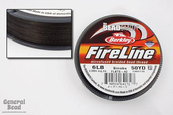 Da 6 libbre Fireline fumo 50 Yard Roll WRK009
