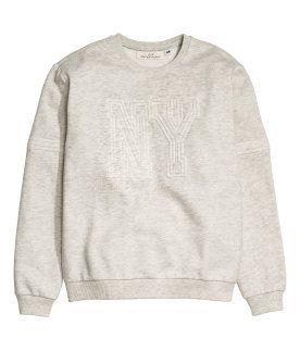 Huvtröjor & Sweatshirts - REA | H&M SE