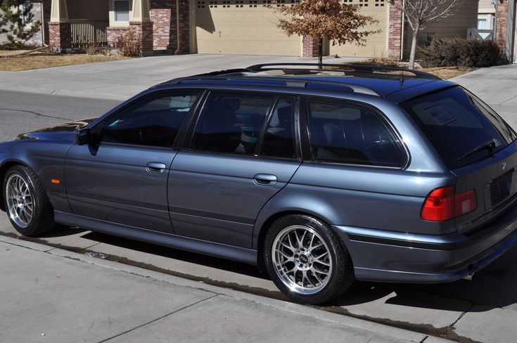 Bmw 525 Wagon - reviews, prices, ratings with various photos