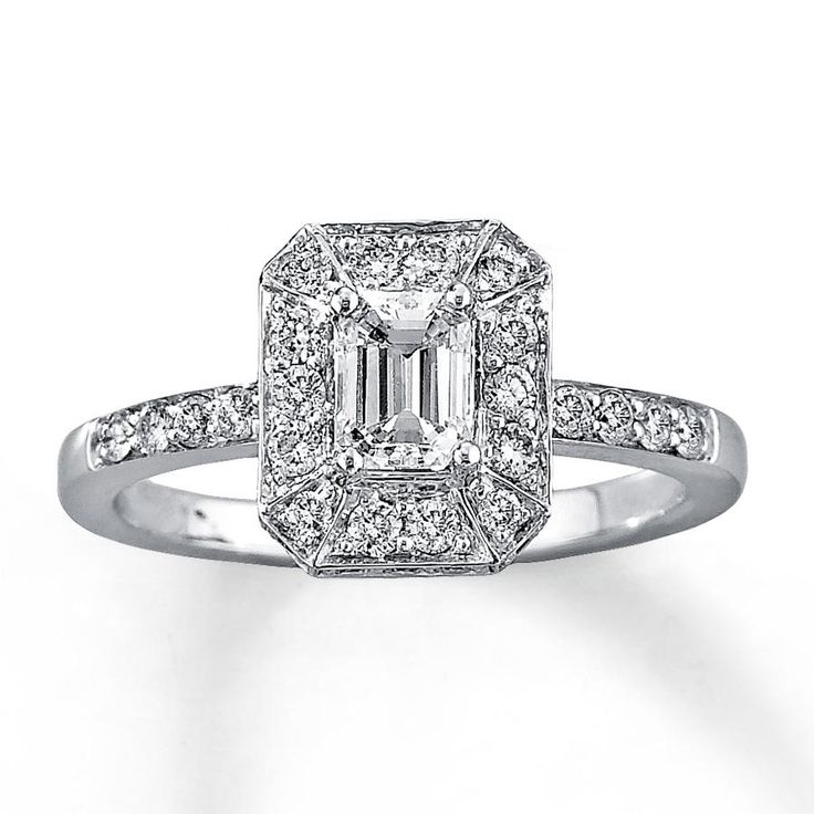 146 best Engagement Rings images on Pinterest Diamond engagement