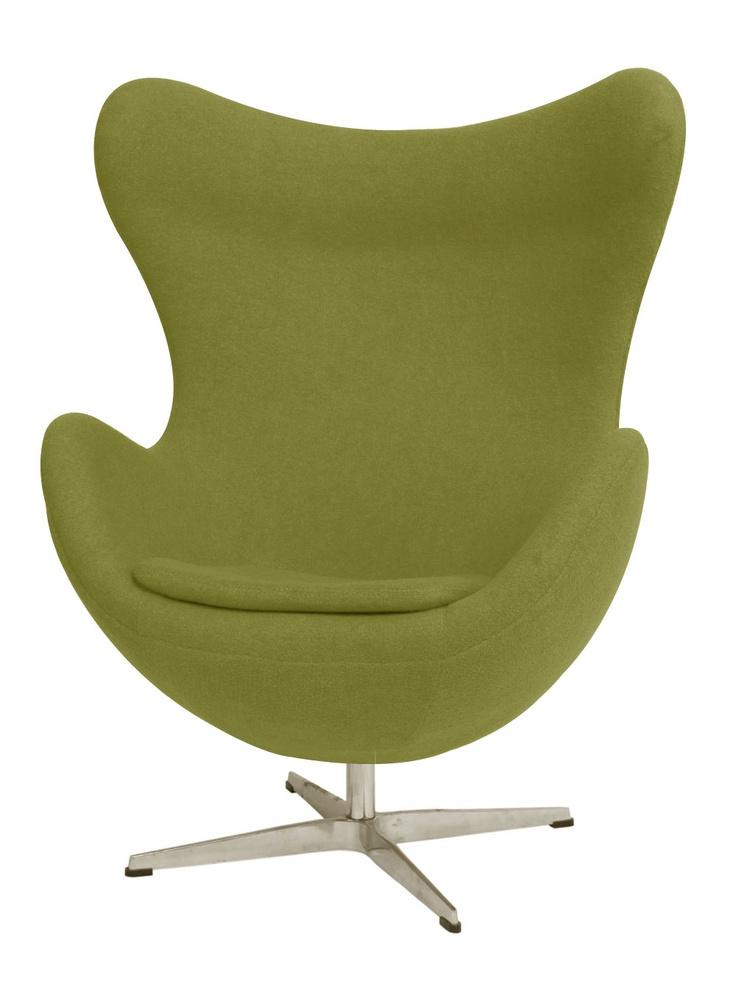 Arne Jacobsen Egg Chair Replica Egg chair, Chair, Pink