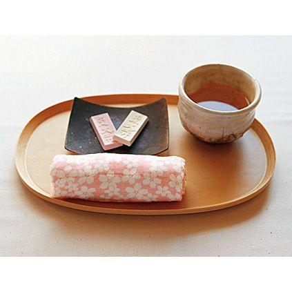 白雪友禅ふきん / 琉球紅型 / 碧海(BEAMS fennica限定) - 白雪ふきんオンラインショップ