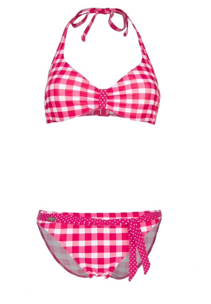 Buffalo - Bikini - Roze