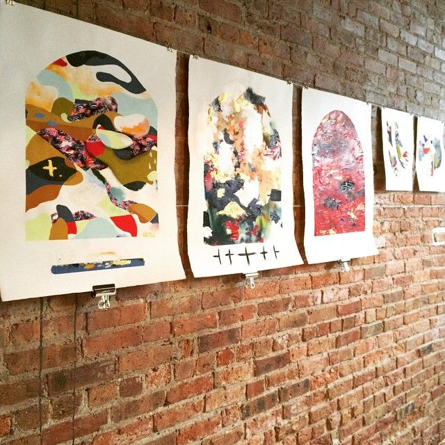 few pieces online now from pawn_works showing w. Dion banks at Thalia Hall.   pawn works.bigcartel.com