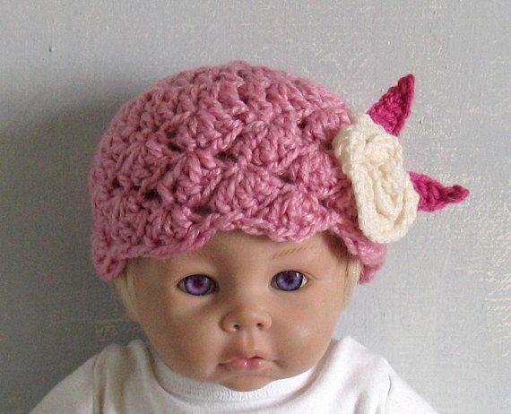 SALE 30% Baby Hat Newborn Baby Girl Hat Infant Hat Baby